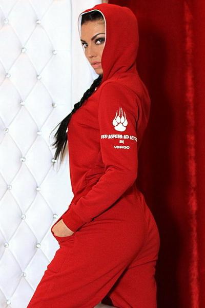 Комбинезон Vergo Snow Patrol Red