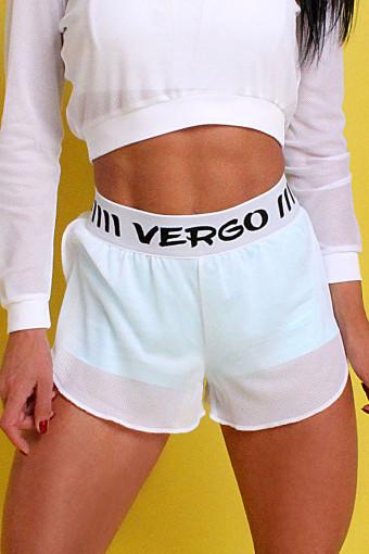 Шорты Vergo Cheeky White and Mint