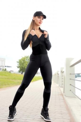 Комбинезон Vergo Miho Total black