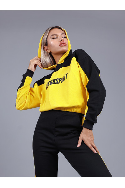 Костюм Vergo Storm Black&Yellow