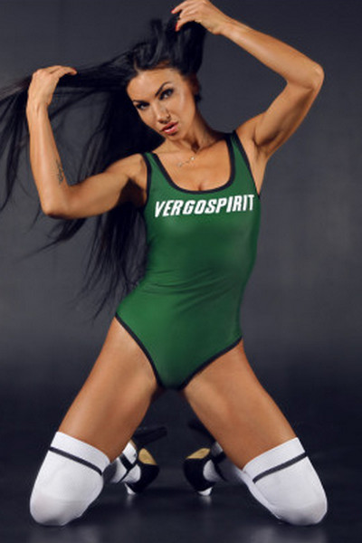 Купальник Vergo Basic Dark Green