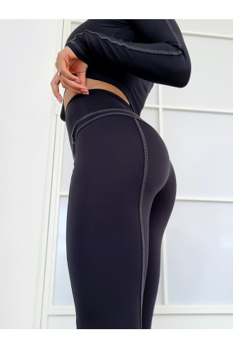 Леггинсы Vergo Skinny Black