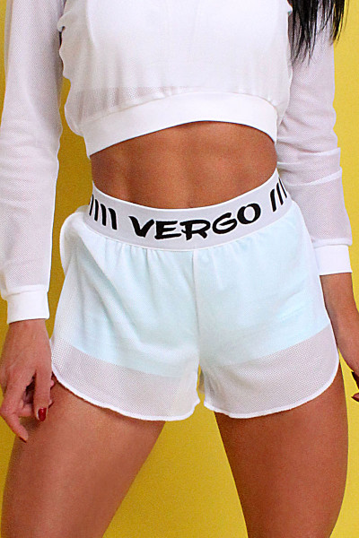 Шорты Vergo Cheeky White and Mint
