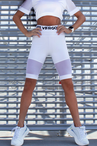 Шорты Vergo Hardy White