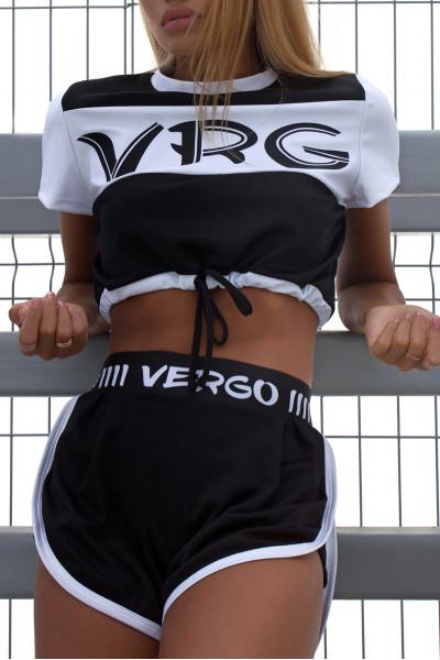 Шорты Vergo Old School Black