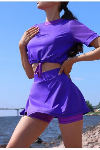 Шорты Vergo Windy Violet