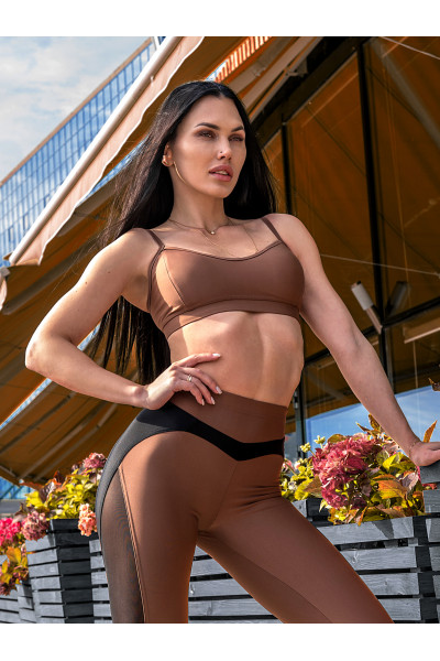 Топ Vergo Bra Terracotta