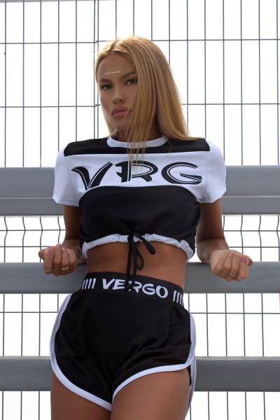 Топ Vergo TRIPLEX Black&White