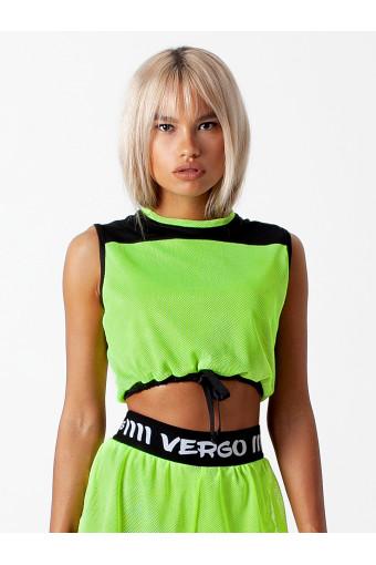 Топ Vergo Uniform Electric Lime